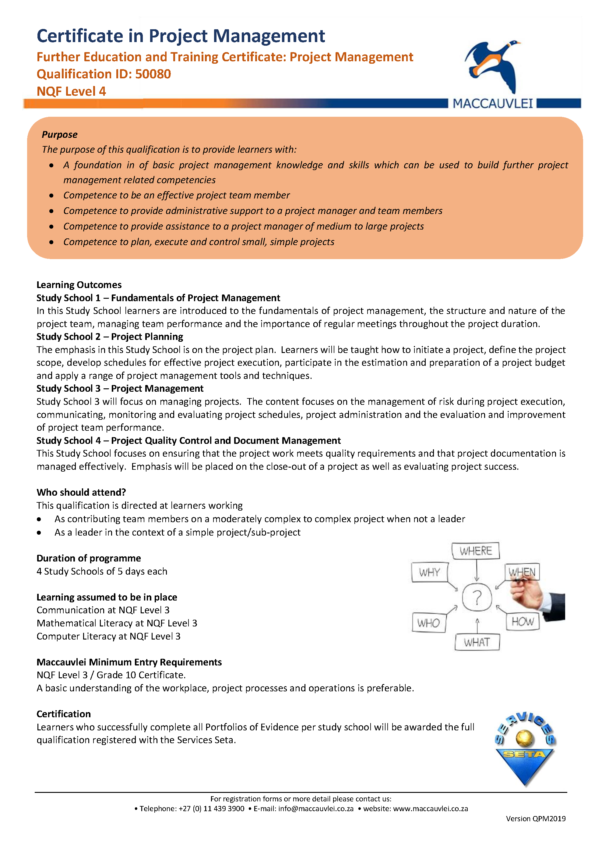 Project Management Qualification NQF4_Page_1